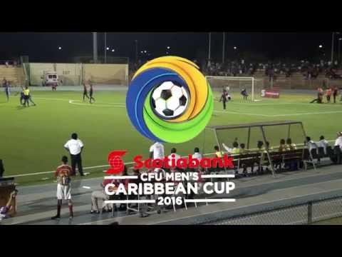 Scotia bank UFC Caribbean Cup 2016 Curacao vs Antigua Barbuda Group 3 Round 3