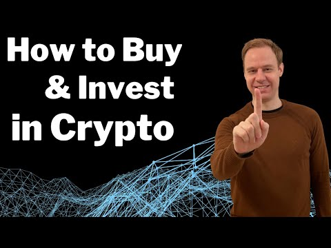 How to Buy & Invest in Crypto For Beginners? (Step-by-Step Explanation)