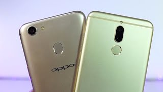 Oppo F5 vs Honor 9i Camera Comparison