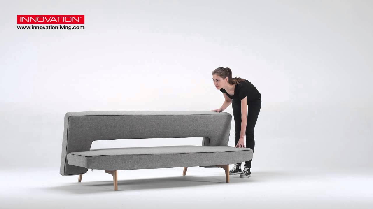 Slaapbank Van Innovation.Puzzle Wood Slaapbank Van Innovation