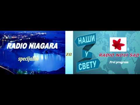 Radio Niagara za Radio Novi Sad !