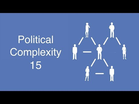 Political Network Structure