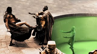 """Amazing Before & After VFX Breakdown: """"300"""""""