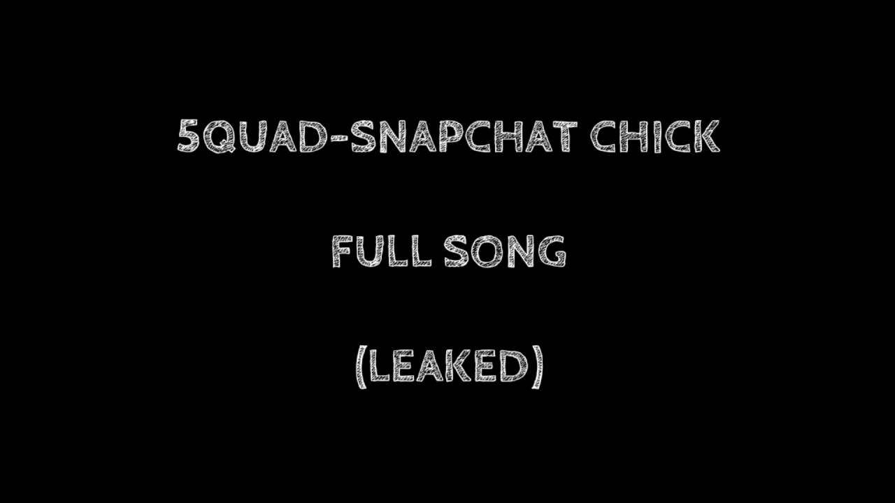 Download TLG - Snapchat Chick (Audio) [LEAKED]