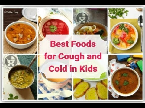 Best Foods For Cough And Cold In Kids