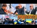 LONDON Pro-Kiev Protest | Valery Gergiev | BMW LSO Open Air CLASSICS 2014
