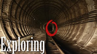 Exploring HAUNTED TUNNELS to HELL! (Found Secret Jail!)