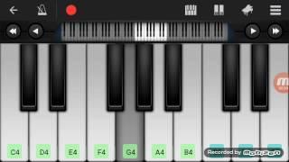perfect piano nti baghya wahad