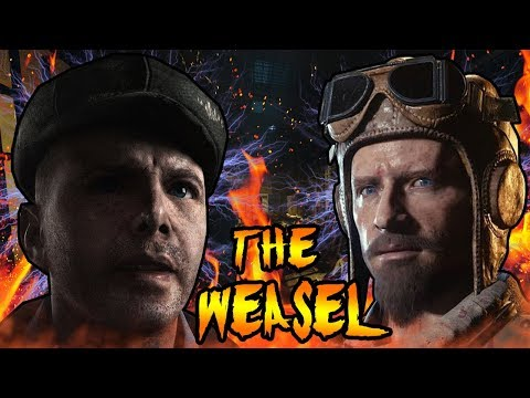 Why Does THE WEASEL Say NIKOLAI'S Name! Shadow Man in Kino! Call of Duty Zombies Easter Eggs