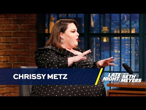Chrissy Metz Thought She was Being Punk'd when Oprah Invited Her to Lunch