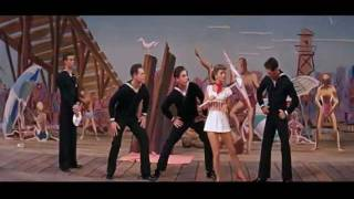 [HQ] A Kiss Or Two (Hit the Deck-1955)