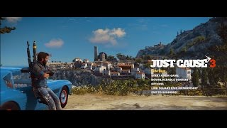Just Cause 3! - (PC) GAMEPLAY R9 390X I7-4790k 1080p [WITH FPS COUNTER] (HD)