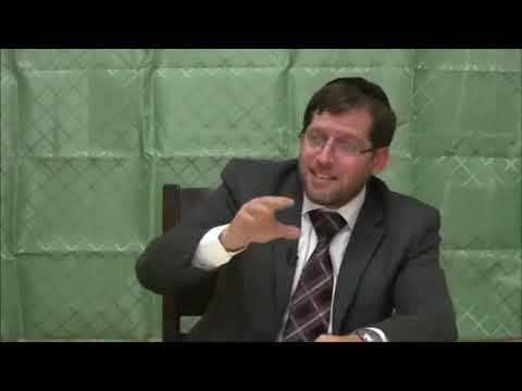 הרב אהרון לוי - להגדיר נכון מה זה טוב ורע