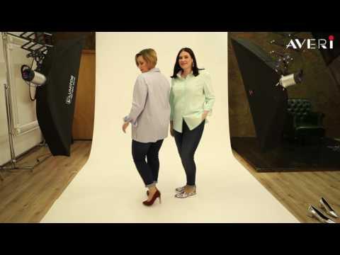 AVERI Женская одежда больших размеров