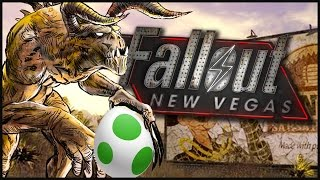 DEADLY OMELET - Fallout: New Vegas (Funny Gameplay Moments)