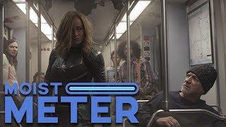 Moist Meter | Captain Marvel