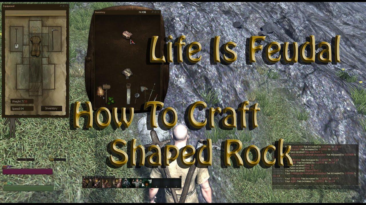 Life is feudal rock ролевая игра городской парк