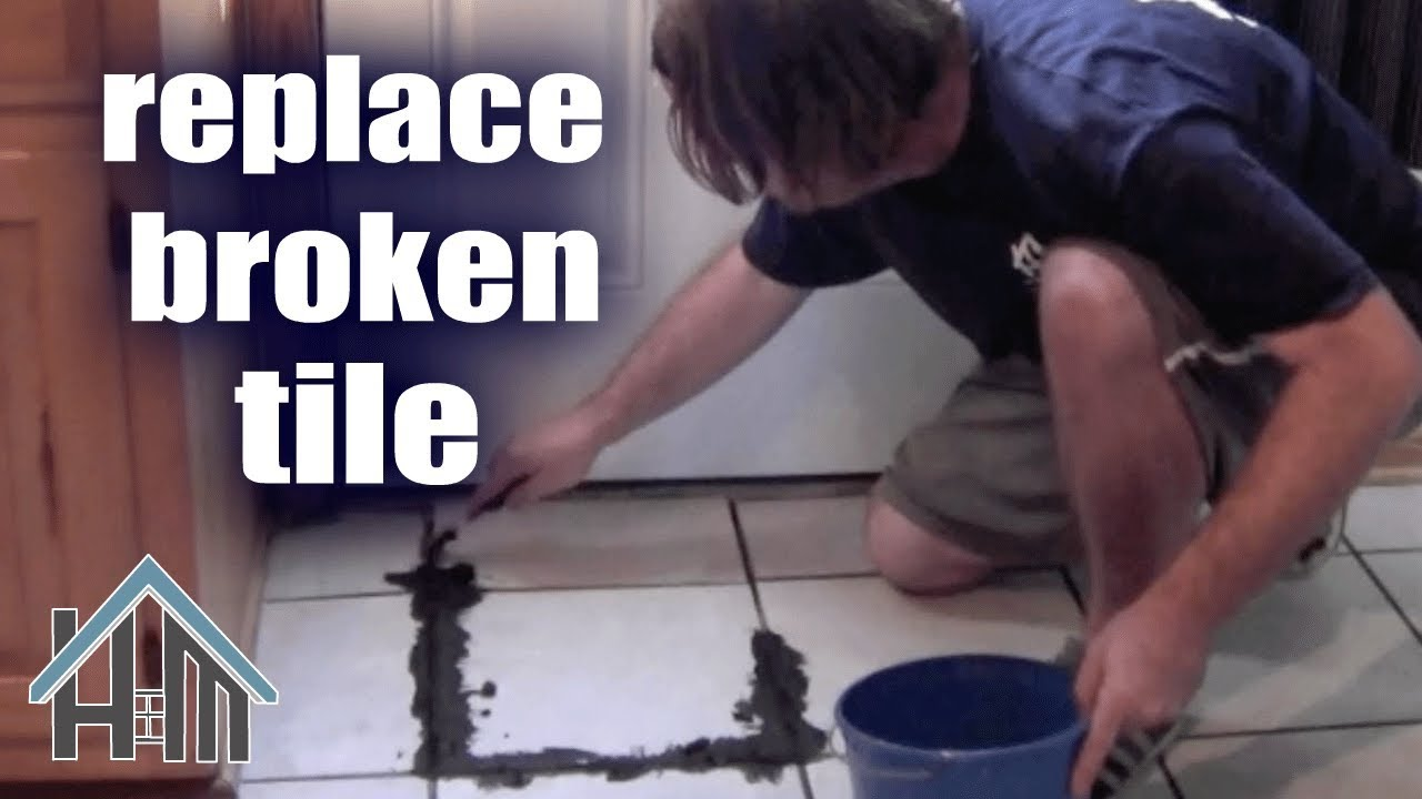 How to replace broken ceramic tile repair tile easy home mender how to replace broken ceramic tile repair tile easy home mender dailygadgetfo Choice Image