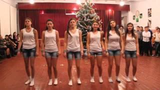 �������� ���� 11-Б новогодний танец ������