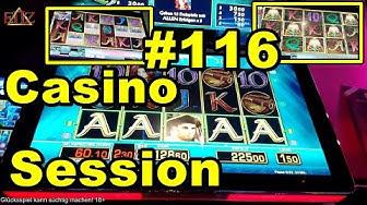 Casino Session #116 - Wir KNALLEN die Automaten 2020!!! | ENZ Merkur & Novoline