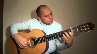 Красивая музыка на гитаре.Лечит душу