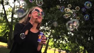 Seifenblasen Zeitlupe