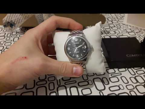 Часы фирмы Comtex с AliExpress. Стоит ли покупать с Китая?