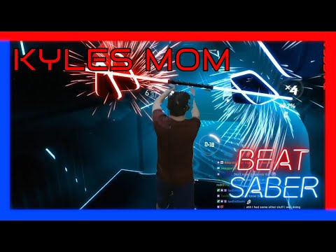 Beat Saber - Kyle's Mom's a Bitch - Darth Maul style - Kylo's mom is a big fat sith