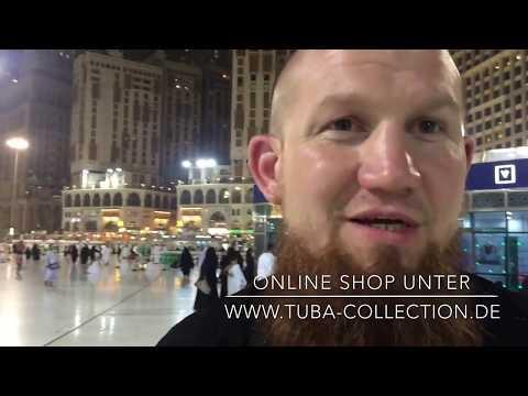 Wie erkennt man einen Deutschen in Mekka? Pierre Vogel (Umrah April 2018)