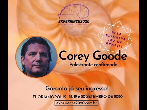 Corey Goode @ Experience 2020 in Florianopolis Brazil