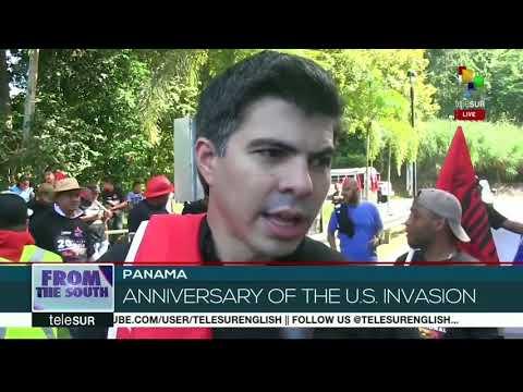 FtS 12-21:  Panama, where locals recall U.S. invasion of 1989