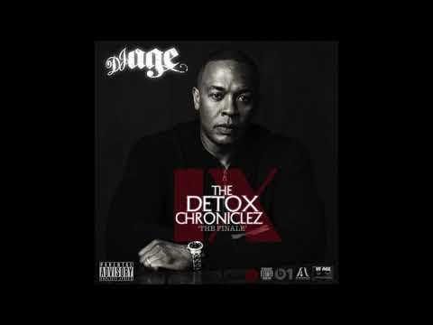 Dr. Dre - 100 Miles & Runnin Feat. NWA, 2Pac - The Detox Chroniclez Vol. 9