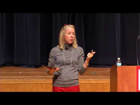 "Meg Jay, Ph.D. - ""Supernormal: Stories of Adversity, Resilience, and Growth"" (11/28/17)"
