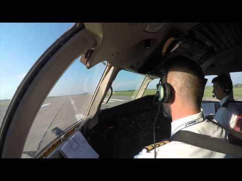 Ordinary day at office - ATR 42-500