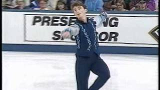 Todd Eldredge (USA) - 1996 World Figure Skating Championships, Men's Long Program
