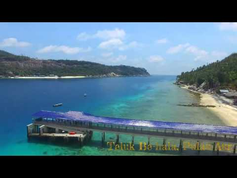 Pulau Aur - Pulau Dayang - Sebukang Bay Resort by Midy Bidin