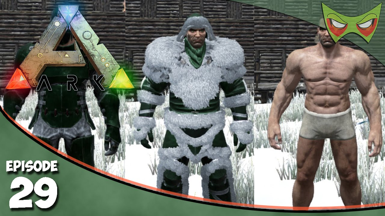 Ark Survival Evolved - S2 Ep 29 - Does Fortitude Matter? - Let's Play On  Pooping Evolved