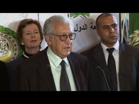 Syria govt agrees Eid ceasefire: Brahimi