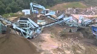 reciclaje residuos construcción