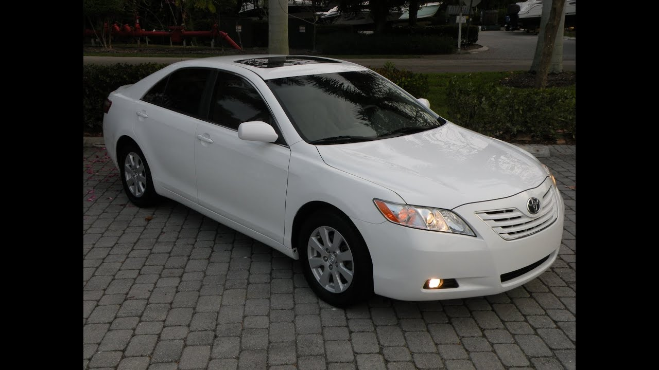 Beautiful 2009 Toyota Camry XLE V6   For Sale In Fort Myers, FL