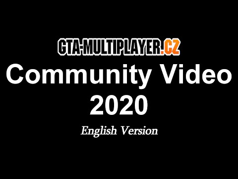 GTA-MP.CZ || Community Video || 2020
