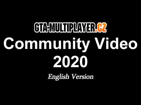 GTA-MP.CZ || Community Video || 2020