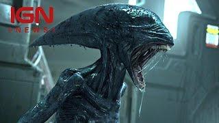 Alien: Covenant's Xenomorph Has a New Name - IGN News