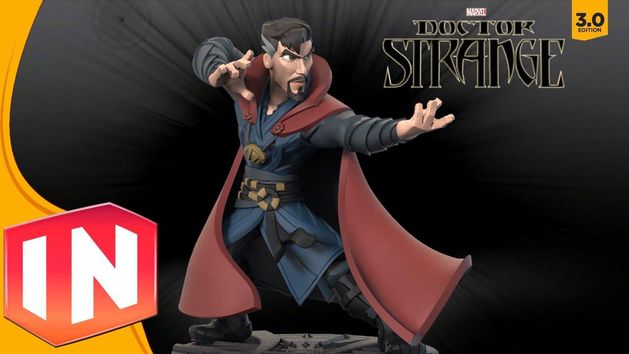 Disney Infinity 3 0 Dr Strange Design Revealed Exclusive News