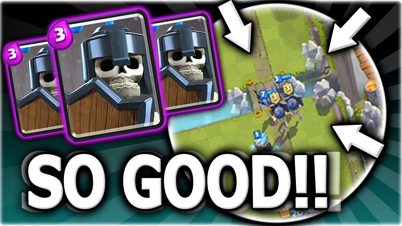 clash royale strategy legendary arena