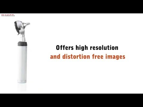 HEINE BETA 400 LED Fibre Optic Otoscope - B-143.28.387