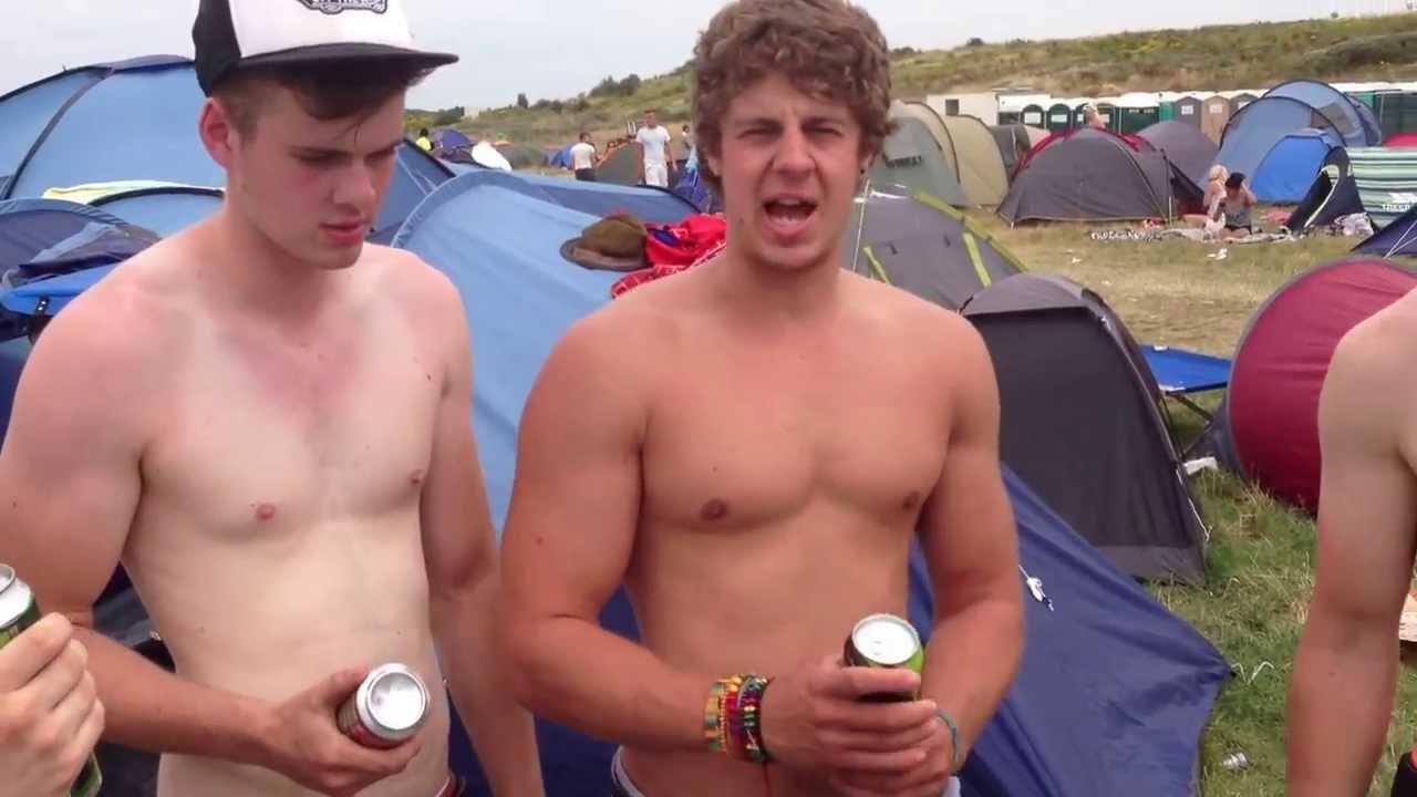 Sea nude beer can boob smash wheather girl fake