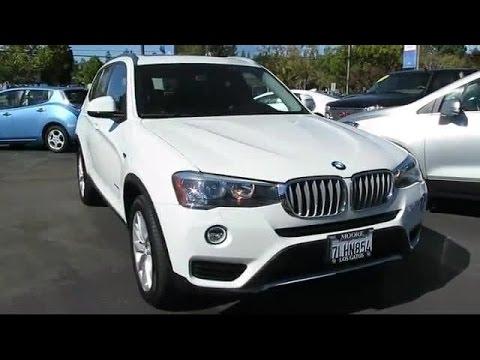 2015 BMW X3 Awd 4dr Xdrive28i Los Gatos  campbell  San Jose  Cupertino