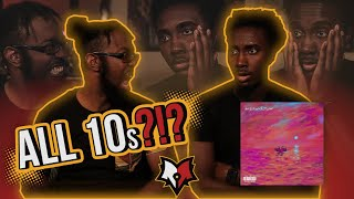 PERFECT ALBUM?!   Dave - We're All Alone In This Together Reaction   KRXOVR REVIEW