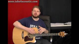 Cours de guitare : apprendre le blues pour les débutants - Partie 1